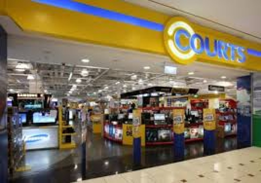 Courts Retail Indonesia Pt on Tbk 6871