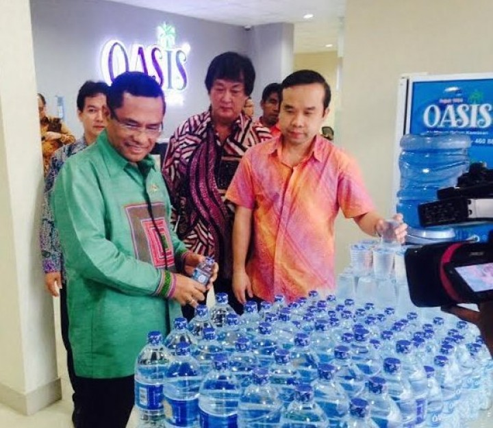 Profil Oasis Waters International PT | Qerja